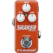 TC Electronic Shaker Mini Vibrato Guitar Effects Pedal