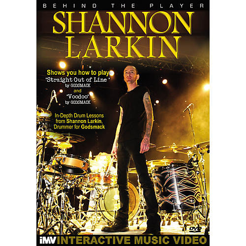 IMV Shannon Larkin - Behind the Player DVD-thumbnail