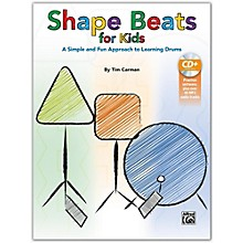 Alfred Shape Beats for Kids Book & CD