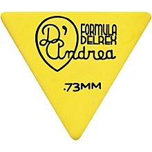 D'Andrea Shell Celluloid 355 Triangle Picks - One Dozen