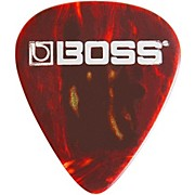 Boss Shell Celluloid Guitar Pick