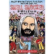 Backbeat Books Shell Shocked Book Series Softcover Written by Howard Kaylan