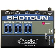 Radial Engineering Shotgun 4 Channel Amp Driver