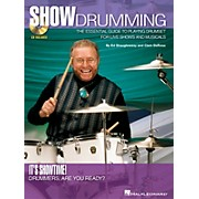 Hal Leonard Show Drumming Percussion Series Softcover with CD Written by Ed Shaughnessy