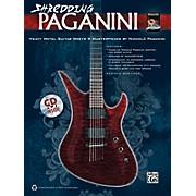 Alfred Shredding Paganini - Book & CD