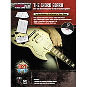 Alfred Shredhed Chord Board for Guitar Poster