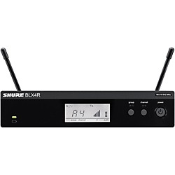 Shure BLX4R BLX Rackmountable Wireless Receiver (BLX4R=-K12)