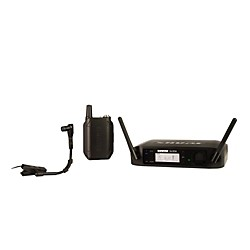 Shure GLX-D Wireless Vocal System with WB98H/C Mic (GLXD14/B98=-Z2)