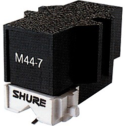 Shure M44-7 Competition DJ Cartridge (M44-7)