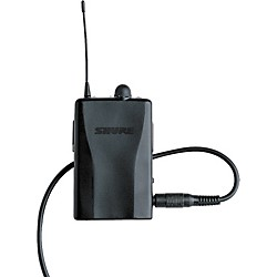Shure P2R Personal Monitor Hybrid Bodypack Receiver (P2R=-H2)