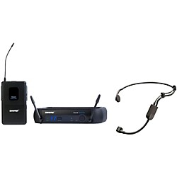 Shure PGX-D Digital Wireless Headset System (PGXD14/PGA31-X8)