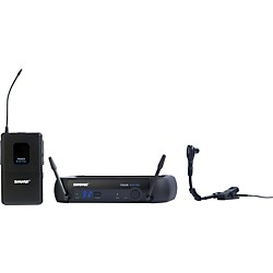 Shure PGXD14/BETA98H Digital Wireless System with Beta 98H/C Mic (PGXD14/BETA98H-X8)