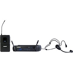 Shure PGXD14/PG30 Digital Wireless System with PG30 Headset Mic (PGXD14/PG30-X8)