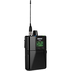 Shure Rechargable Bodypack Receiver (P9RA=-G6)