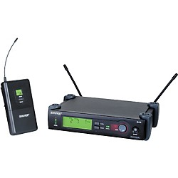 Shure SLX Instrument Wireless System (SLX14-L4)