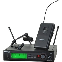 Shure SLX14/BETA98H Instrument Wireless System (SLX14/BETA98H-G4)