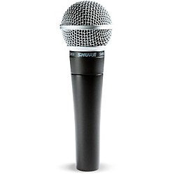 Shure SM58 Microphone with Cable (SM58KIT1)