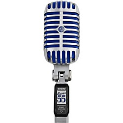 Shure Super 55 Dynamic Microphone (Super 55)