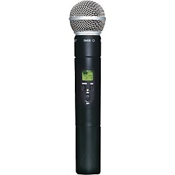 Shure ULX2/58 Wireless Handheld Transmitter Microphone (ULX2/58=-M1)