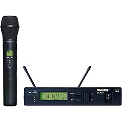 Shure ULXS24/87 Handheld Wireless System Channel (ULXS24/87-M1)
