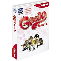Sibelius Groovy Shapes Music Education Sotware (9910-60402-00)