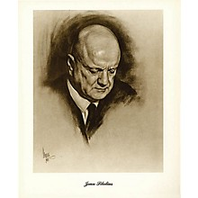 Music Sales Sibelius (Lupas Small Portrait Poster) Music Sales America Series