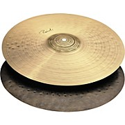 Paiste Signature Traditionals Medium Light Hi-Hat (Pair)