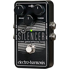 Electro-Harmonix Silencer Noise Gate Guitar Effects Pedal