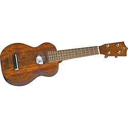 Silver Creek All Solid Soprano ukulele (SCU-600)