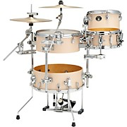 Tama Silverstar 4-Piece Cocktail-Jam Shell Pack with 16 in. Bass Drum