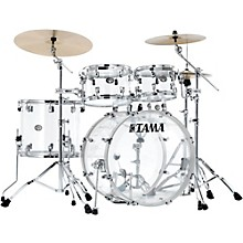 """Tama Silverstar Mirage 5-Piece Shell Pack with 22"""" Bass Drum"""