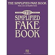 Hal Leonard Simplified Fake Book - 100 Songs In The Key Of C