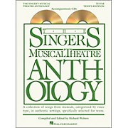 Hal Leonard Singer's Musical Theatre Anthology Teen's Edition Tenor CD's Only