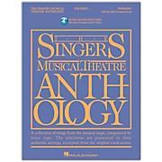 Hal Leonard Singer's Musical Theatre Anthology for Soprano Vol 5 Book/Accompaniment CD's
