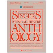 Hal Leonard Singer's Musical Theatre Anthology for Soprano Volume 1 Book/2CD's