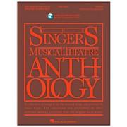 Hal Leonard Singer's Musical Theatre Anthology for Tenor Voice Volume 1 Book/2CD's