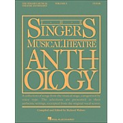 Hal Leonard Singer's Musical Theatre Anthology for Tenor Voice Volume 5 Smta