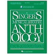 Hal Leonard Singer's Musical Theatre Anthology for Tenor Volume 4 Book/2CD's