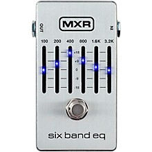 MXR Six Band EQ Pedal