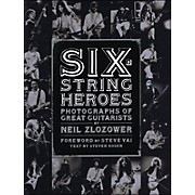 Hal Leonard Six-String Heroes Book