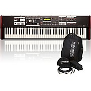 Hammond Sk1-73 Digital Keyboard with Keyboard Accessory Pack