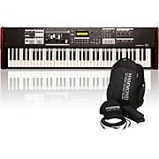 Hammond Sk1-73 Digital Keyboard with Keyboard Accessory Pack