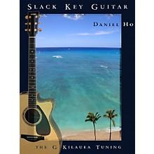 Alfred Slack Key Guitar The G Kilauea Tuning Book & CD