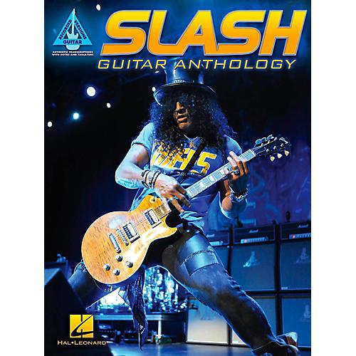 Hal Leonard Slash - Guitar Anthology Guitar Tab Songbook-thumbnail