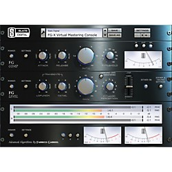 Slate Digital FG-X Virtual Mastering Processor (FG-X)