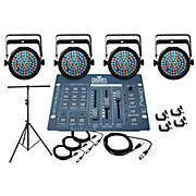 Chauvet DJ Slim Par 38 4 Light System