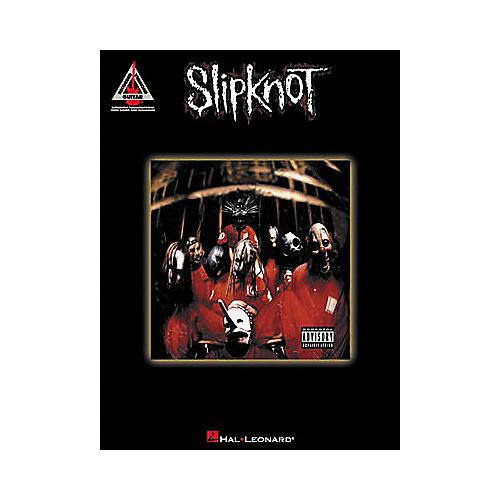 Hal Leonard Slipknot Guitar Tab Book-thumbnail