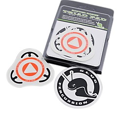 Slug Percussion Triad Pad Batter Badge (BB-TP)