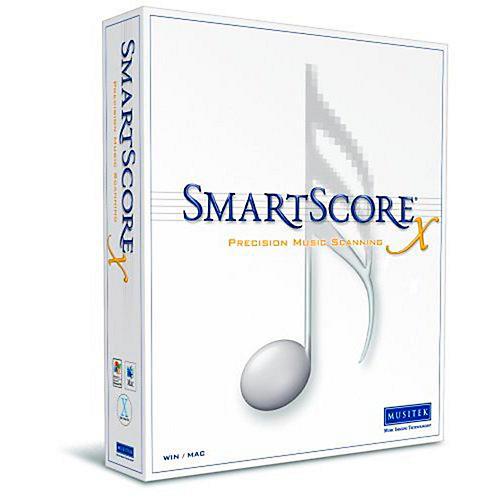 Musitek SmartScore X2 Pro Music Scanning Software Academic
