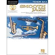 Hal Leonard Smooth Jazz for Tenor Sax Book/CD